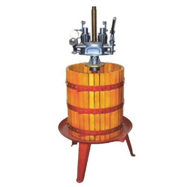 Pressoir à vin manuel hydraulique