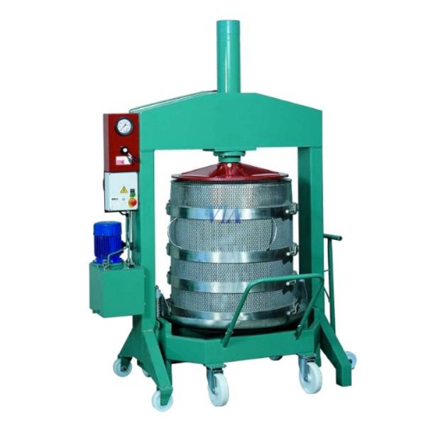 Pressoir à vin hydraulique