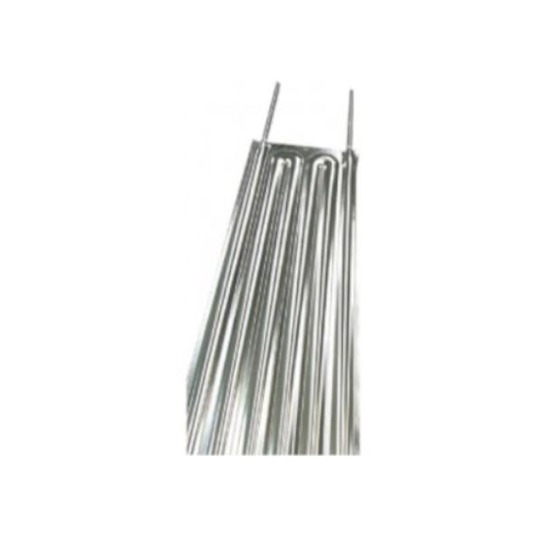 placa de frio inox modelo prensado 800-3000
