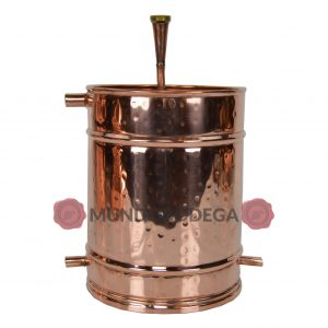 Alambique hidraulico 10 litros - 12