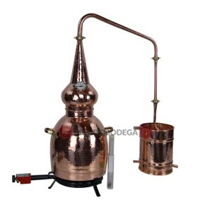Alambiques whisky 100 - 500 l completo