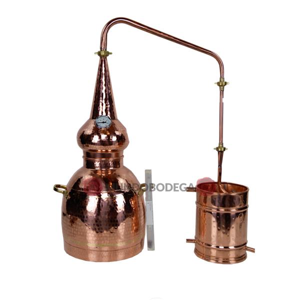 Alambiques whisky 5 - 50 l