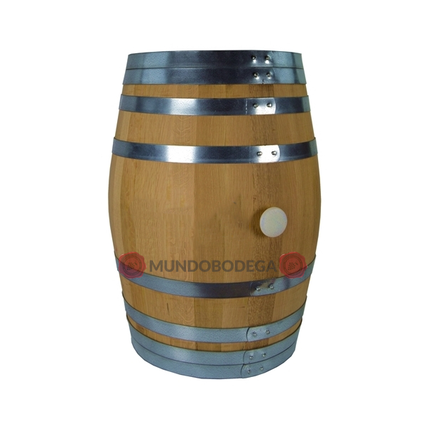 barril de roble 128 litros americano