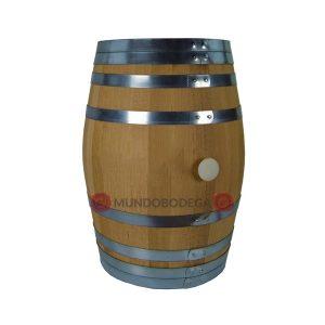 barril de roble 128 litros frances