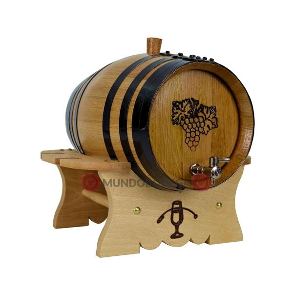 barril pie copero 32 litros