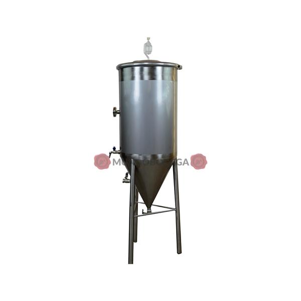 deposito inox fermentador basico 2