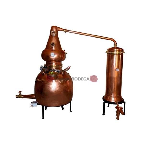 destileria 250-500-1000 litros
