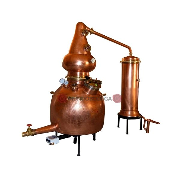 destileria 250 litros