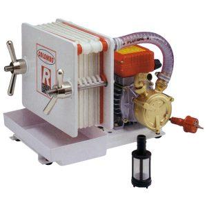 Filtro prensa automático Rover Pompe Colombo