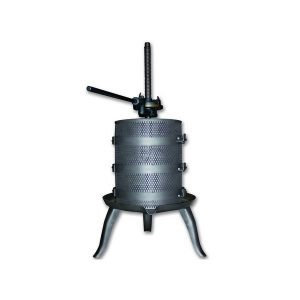 Prensa de vino manual de acero inox 315kg INV VENMPREMA-070I